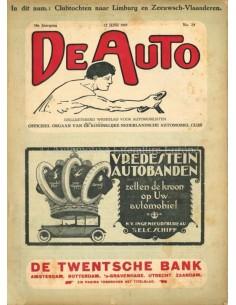 1919 DE AUTO MAGAZIN 24 NIEDERLÄNDISCH