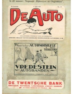 1919 DE AUTO MAGAZIN 29 NIEDERLÄNDISCH