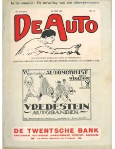 1919 DE AUTO MAGAZINE 31 DUTCH