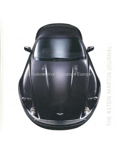 2004 THE ASTON MARTIN JOURNAL OFFICIAL BOOK