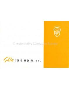 1954 GHIA NUOVA 1100 PROSPEKT ITALIENISCH