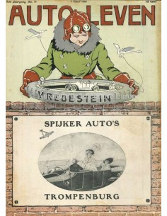 1920 AUTO-LEVEN MAGAZIN 14 NIEDERLÄNDISCH