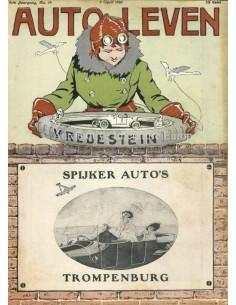 1920 AUTO-LEVEN MAGAZINE 14 DUTCH