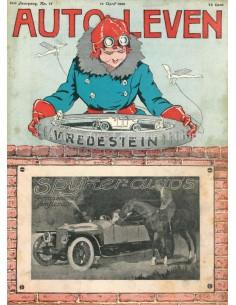 1920 AUTO-LEVEN MAGAZIN 15 NIEDERLÄNDISCH