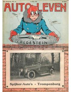 1920 AUTO-LEVEN MAGAZIN 19 NIEDERLÄNDISCH