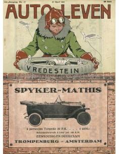 1920 AUTO-LEVEN MAGAZIN 17 NIEDERLÄNDISCH