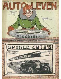 1920 AUTO-LEVEN MAGAZIN 16 NIEDERLÄNDISCH