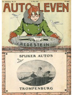1920 AUTO-LEVEN MAGAZIN 20 NIEDERLÄNDISCH