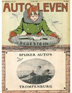 1920 AUTO-LEVEN MAGAZINE 20 DUTCH
