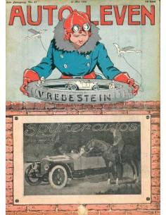 1920 AUTO-LEVEN MAGAZIN 21 NIEDERLÄNDISCH