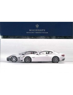 2011 MASERATI GRANTURISMO & GRANTURISMO S AUTOMATIC OWNERS MANUAL ENGLISH
