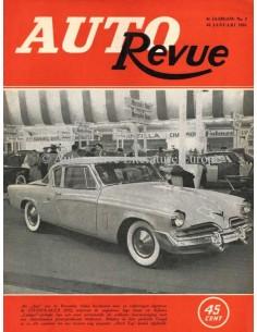 1953 AUTO REVUE MAGAZINE 2 DUTCH