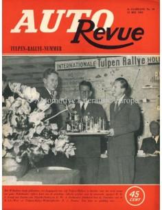 1953 AUTO REVUE MAGAZINE 10 DUTCH