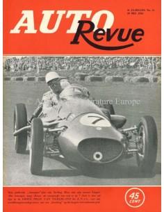 1953 AUTO REVUE MAGAZINE 11 NEDERLANDS