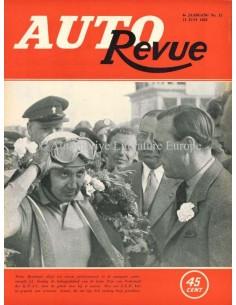 1953 AUTO REVUE MAGAZINE 12 NEDERLANDS