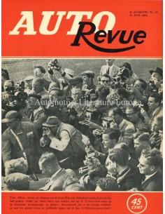 1953 AUTO REVUE MAGAZINE 13 NEDERLANDS