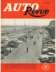 1953 AUTO REVUE MAGAZIN 15 NIEDERLÄNDISCH