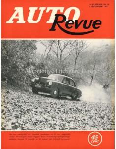 1953 AUTO REVUE MAGAZIN 18 NIEDERLÄNDISCH