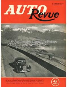 1953 AUTO REVUE MAGAZIN 17 NIEDERLÄNDISCH