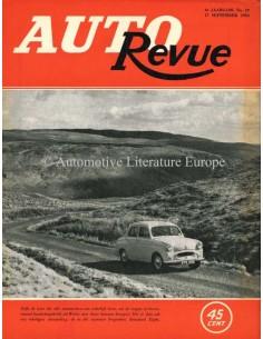 1953 AUTO REVUE MAGAZIN 19 NIEDERLÄNDISCH