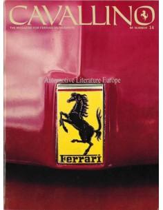 1982 FERRARI CAVALLINO MAGAZINE USA 14
