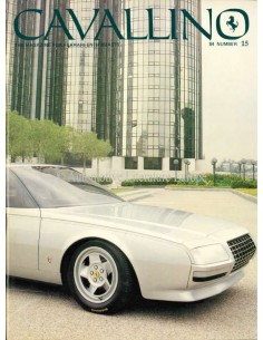 1982 FERRARI CAVALLINO MAGAZINE USA 15