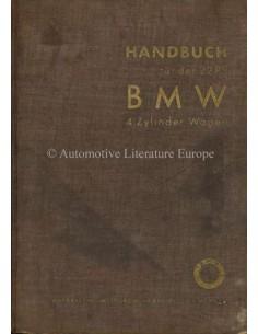 1934 BMW 309 INSTRUCTIEBOEKJE DUITS