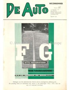 1950 DE AUTO MAGAZIN 37 NIEDERLÄNDISCH