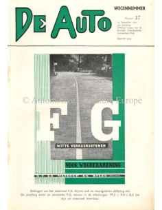1950 DE AUTO MAGAZINE 37 DUTCH