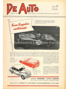 1951 DE AUTO MAGAZIN 21 NIEDERLÄNDISCH