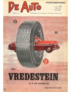 1951 DE AUTO MAGAZIN 22 NIEDERLÄNDISCH