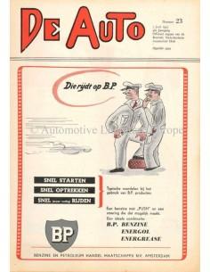 1951 DE AUTO MAGAZINE 23 NEDERLANDS