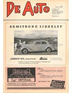 1951 DE AUTO MAGAZIN 32 NIEDERLÄNDISCH