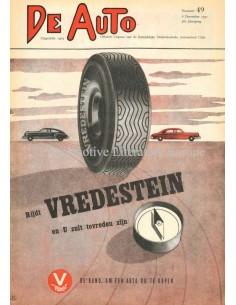 1951 DE AUTO MAGAZIN 49 NIEDERLÄNDISCH