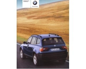 2005 bmw x3 owners manual handbook german automotive literature europe rh autolit eu 2005 bmw x3 owners manual bmw x3 2005 owner manual pdf