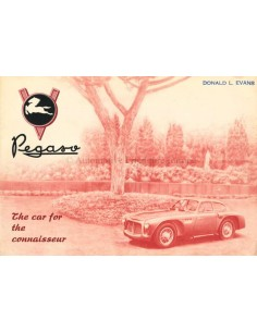 1953 PEGASO Z-102 B BS BROCHURE ENGLISH