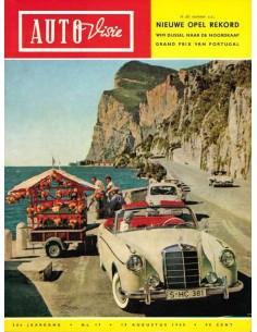 1960 AUTOVISIE MAGAZIN 17 NIEDERLÄNDISCH