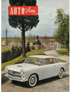 1957 AUTOVISIE MAGAZIN 18 NIEDERLÄNDISCH