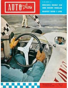 1961 AUTOVISIE MAGAZIN 33 NIEDERLÄNDISCH
