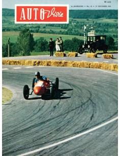 1961 AUTOVISIE MAGAZINE 43 NEDERLANDS