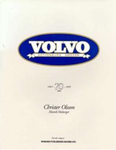 1997 VOLVO GOTHENBURG SWEDEN 70 JAAR CHRISTER OLSSON