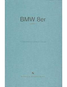 2018 BMW 8 SERIES CABRIOLET HARDCOVER PROSPEKT DEUTSCH