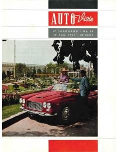1963 AUTOVISIE MAGAZINE 36 NEDERLANDS