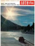 1964 AUTOVISIE MAGAZINE 4 DUTCH