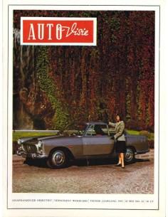1965 AUTOVISIE MAGAZIN 22 NIEDERLÄNDISCH