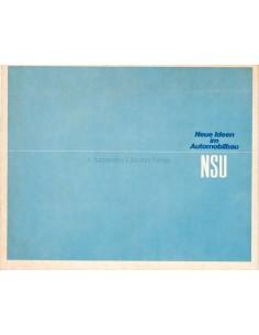 1967 NSU PROSPEKT DEUTSCH
