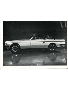 1978 BRISTOL 412 S2 CONVERTIBLE-SALOON BROCHURE ENGLISH