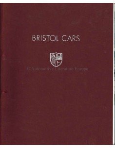 1976 BRISTOL 600 BROCHURE ENGLISH
