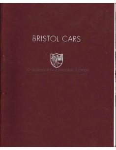 1976 BRISTOL 600 PROSPEKT ENGLISCH