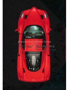 2005 FERRARI ENZO CERTIFICATE OF ORIGIN FOLIO